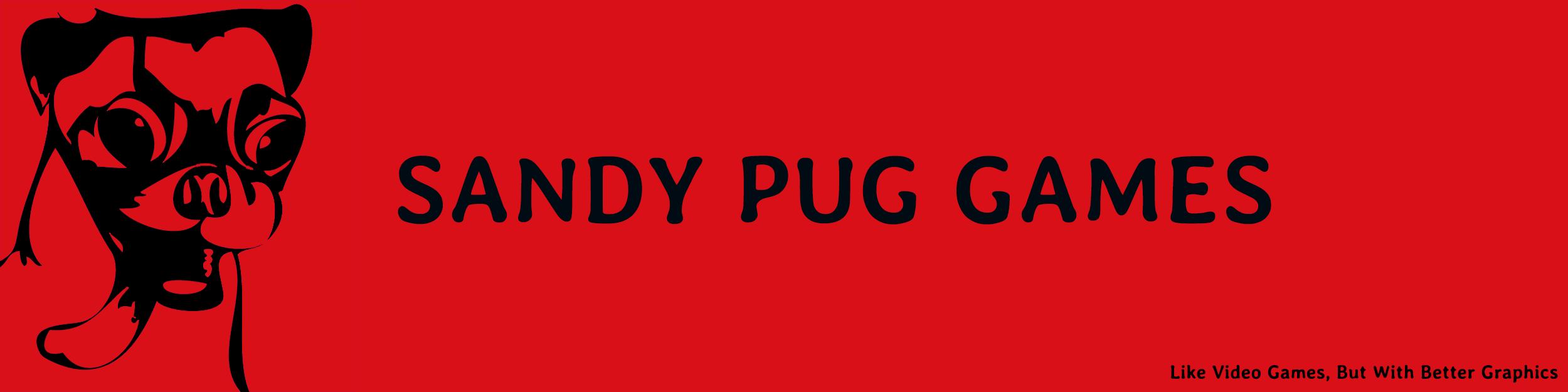 Sandy Pug Games